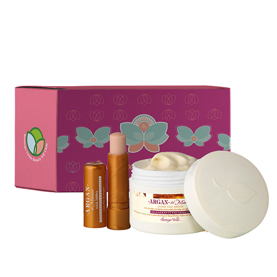 Set Argan Mix - Argan del Marocco, 50 ML + 5 ML