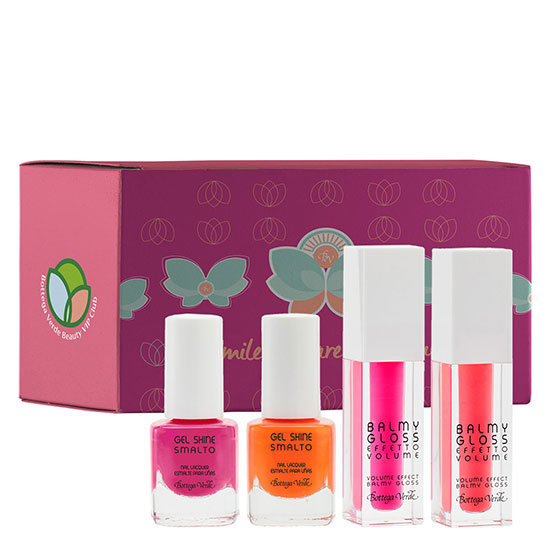 Shiny set , 5 ML + 5 ML