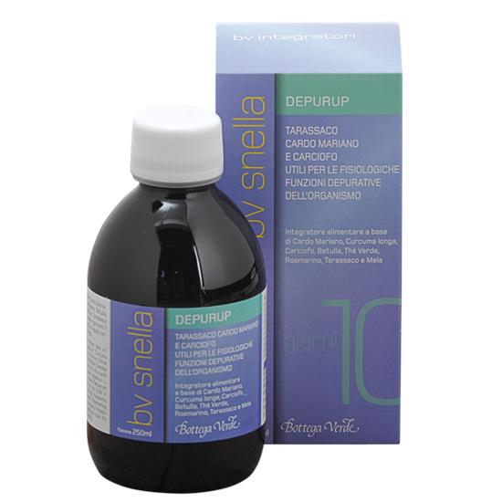 Supliment alimentar pentru purificarea functiilor fiziologice ale organismului - BV Snella, 150 ML