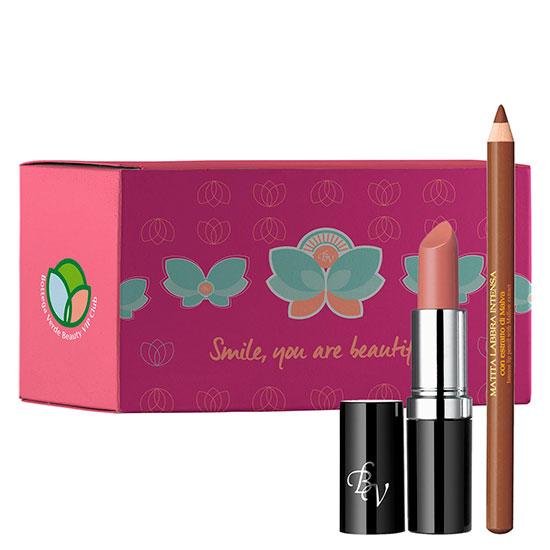 Set makeup buze nude