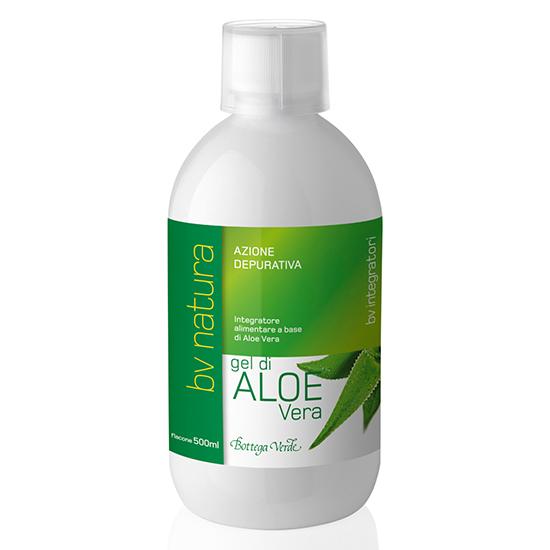 Aloe Vera suc - supliment alimentar pentru detoxifiere  - N/A (500 ML)
