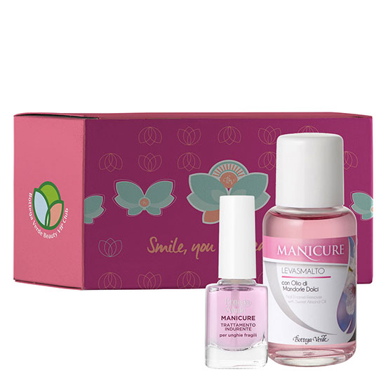 Set nails care, 10 ML + 50 ML