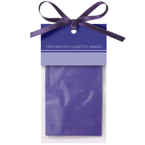 Parfum pentru sertare si dulapuri cu aroma de iris - Iris