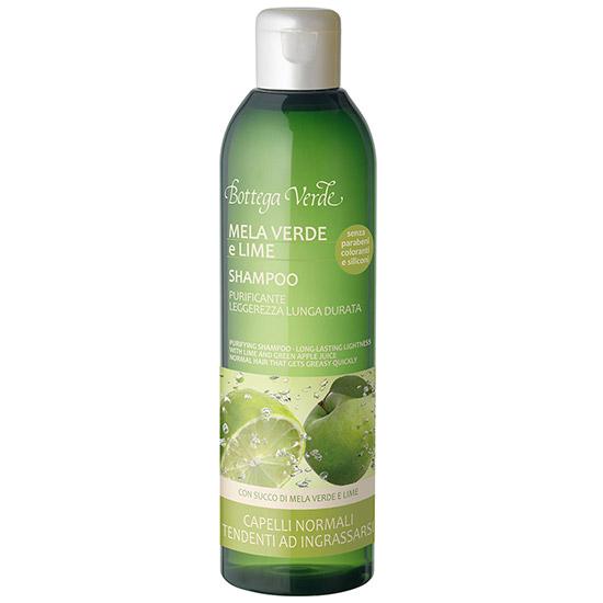 Sampon cu extract de lime si mar verde, 250 ML