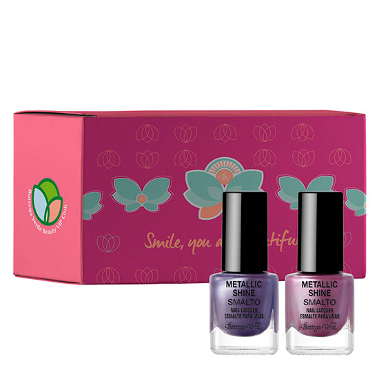 Set color nails, 5 ML + 5 ML