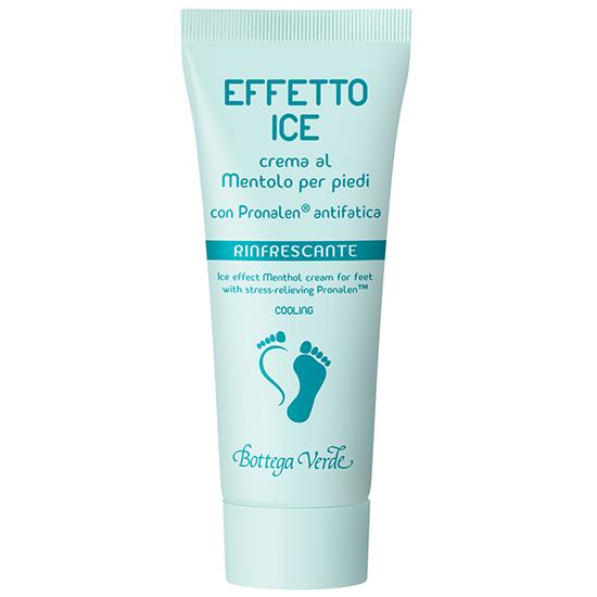 Travel size crema cu menta si Pronalen pentru picioare obosite - Speciale Piedi, 20 ML