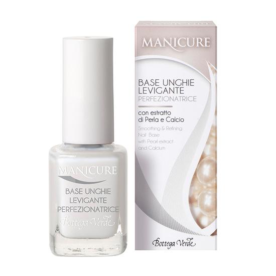 Baza tratament pentru unghii cu extract de perle si calciu - Manicure  (10 ML)