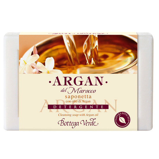 Sapun cu ulei de argan - Argan del Marocco, 150 G