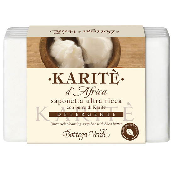 Sapun cu unt de shea - Karite, 150 G