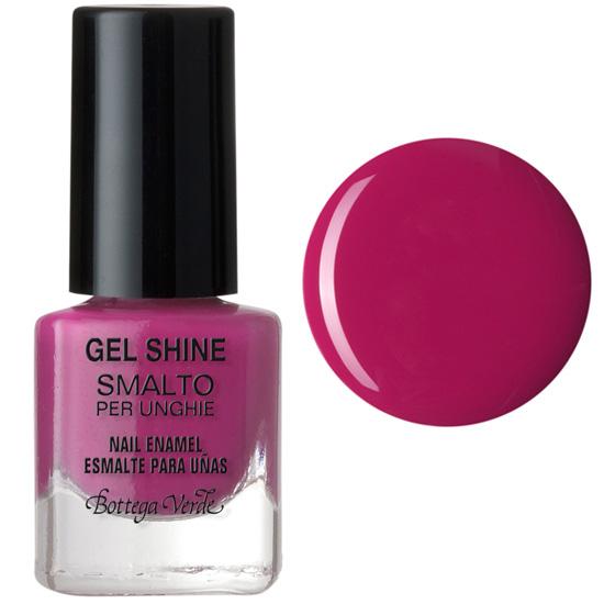 Lac de unghii, roz inchis - Gel Shine, 5 ML
