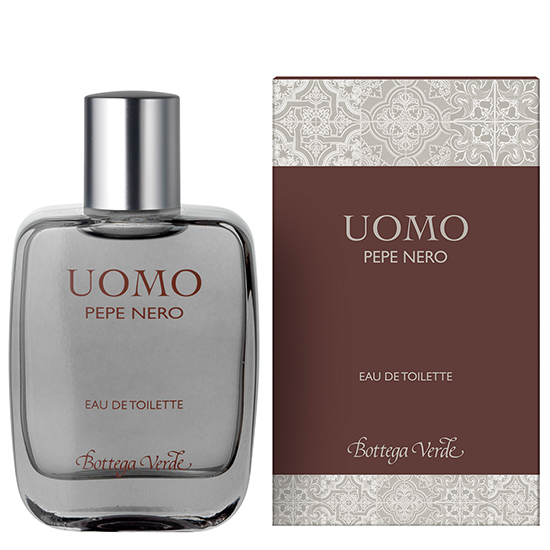 Apa de toaleta spray cu piper negru - Pepe Nero, 50 ML