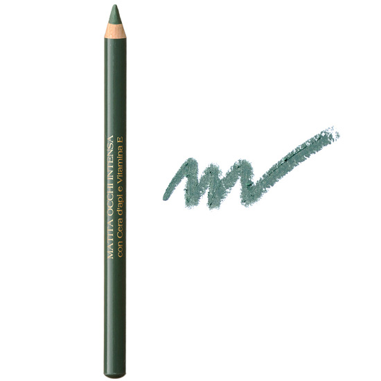 Creion de ochi contur intens cu ceara si Vitamina E  - verde (8 G)