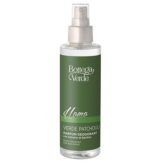 Parfum deodorant cu extract de Patchouli verde -  Verde Patchouli, 150 ML