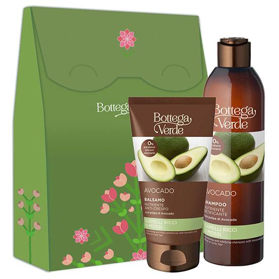 Set cadou femei ingrijire par cret cu extract de avocado - Avocado, 250 ML + 150 ML