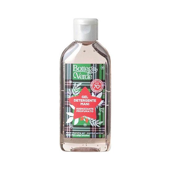 Gel igienizant pentru maini, cu note de miere si bergamota, 70% alcool - Dolce Abbracio, 100 ML