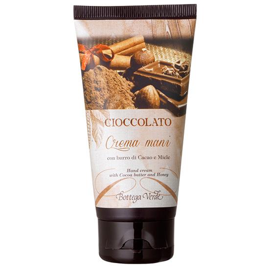 Crema de maini cu unt de cacao si miere - Cioccolato, 75 ML