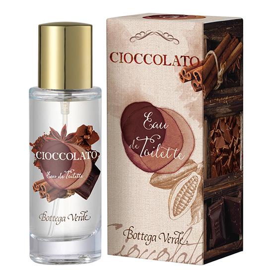 Apa de toaleta cu aroma de ciocolata - Cioccolato, 30 ML