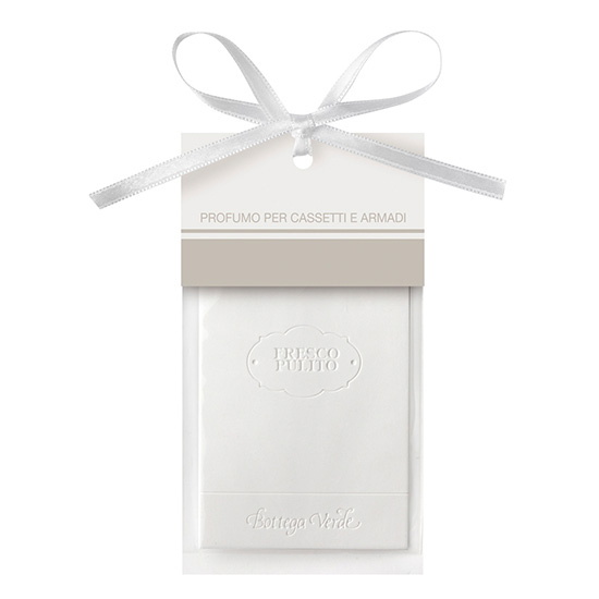 Parfum pentru sertare si dulapuri cu aroma de sapun de Marsilia