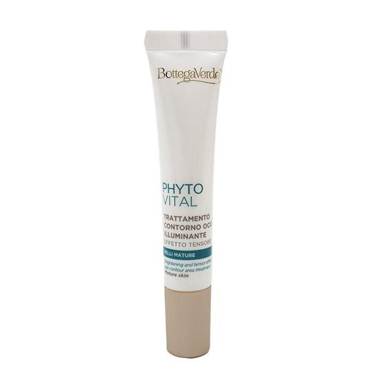 Crema pentru ochi, pentru toate tipurile de ten, cu Beautyfeye si extracte botanice din Mediterana - Phytovital, 15 ML