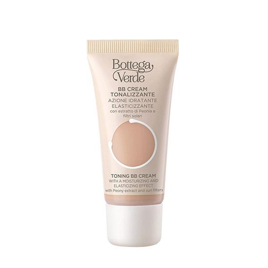 BB cream, intens hidratant, cu extract de bujori si filtre solare, nude, 30 ML