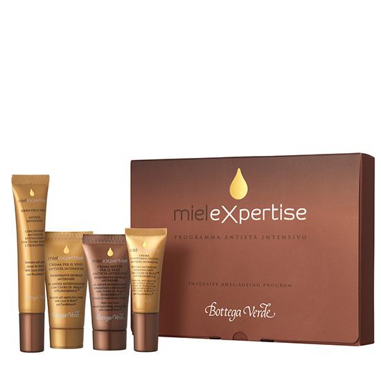 Set anti-imbatranire cu miere - Mielexpertise, 15 ML, 5 ML, 10 ML