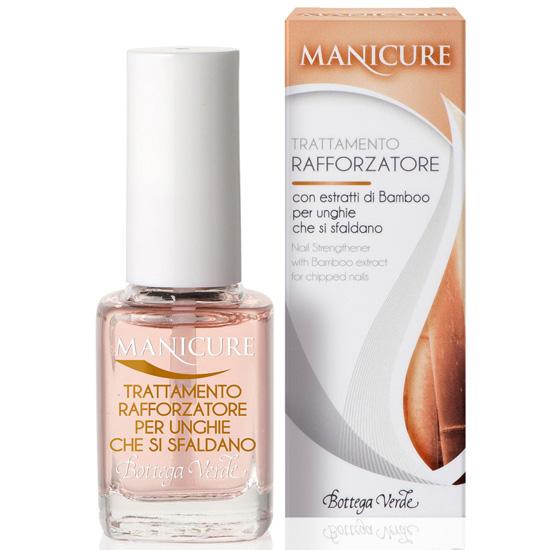 Tratament cu extract de bambus pentru unghii fragile - Manicure  (10 ML)