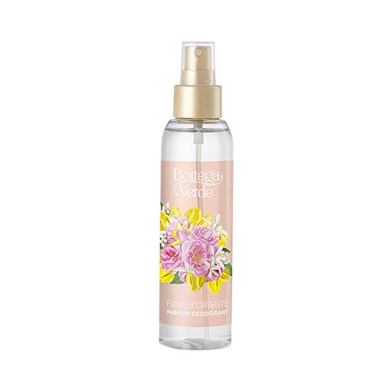 Parfum deodorant, fresh, cu extract de trandafir si Ylang Ylang - Fiori d'Oriente, 125 ML