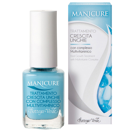 Tratament de crestere a unghiilor cu complex de multivitamine - Manicure  (10 ML)