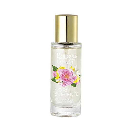 Apa de toaleta, fresh, cu extract de trandafir si Ylang Ylang - Fiori d'Oriente, 30 ML