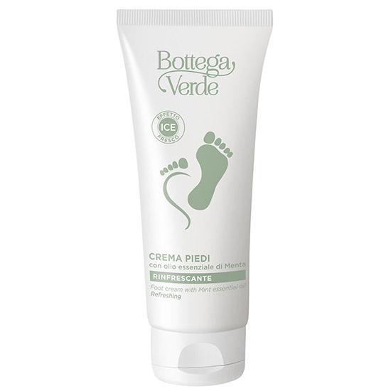Crema cu menta si Pronalen pentru picioare obosite - Speciale Piedi, 100 ML