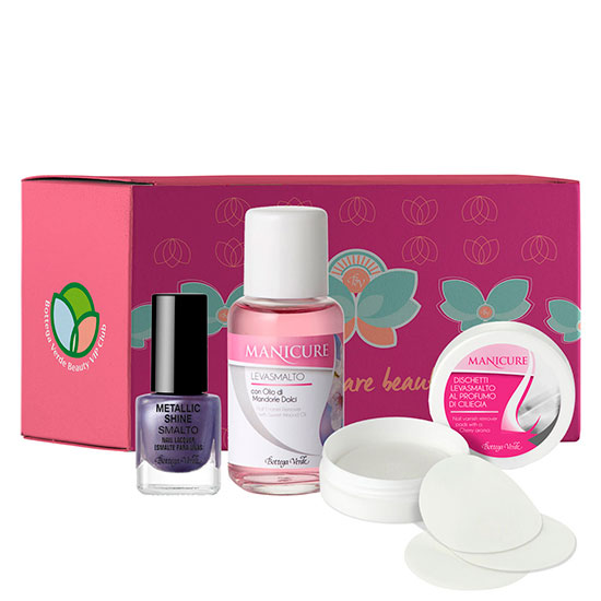 Set pretty nails, 5 ML + 50 ML + 15 BUC