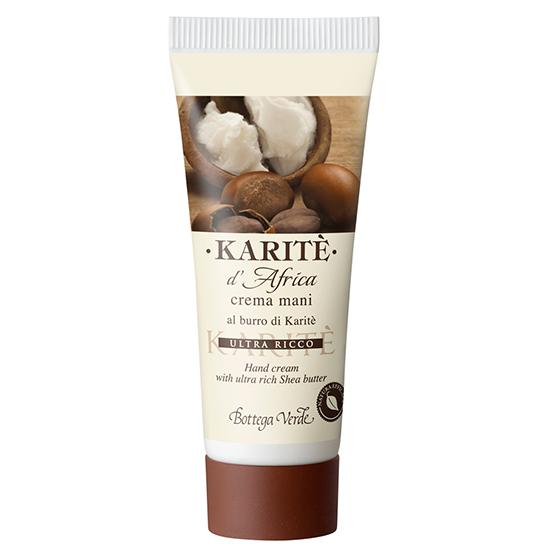 Crema de maini cu unt de shea - Karitè, 20 ML