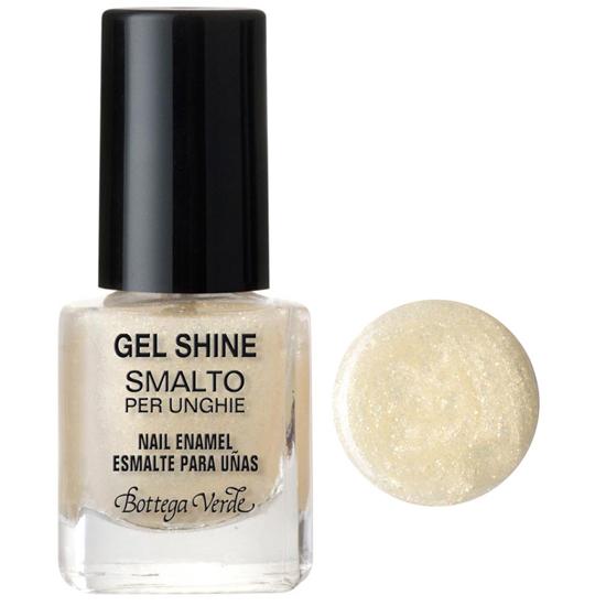 Gel shine - Lac de unghii  - tul auriu (5 ML)