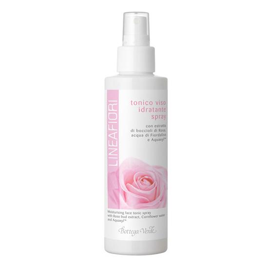 Spray tonic si hidratant cu extract de muguri de trandafiri, albastrea si Aquaxyl™   (150 ML)