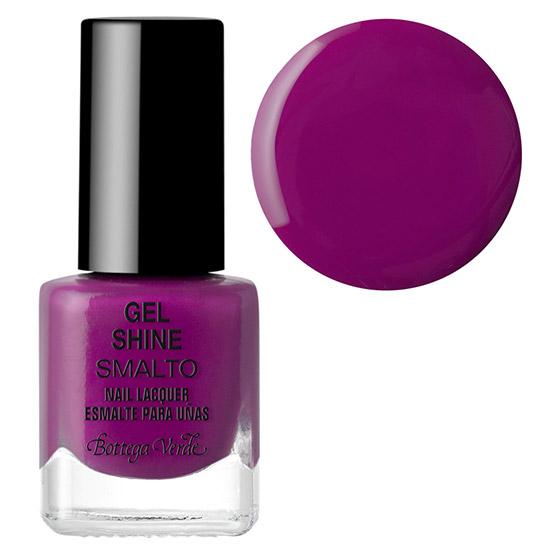 Lac de unghii stralucitor, lila - Gel Shine, 5 ML