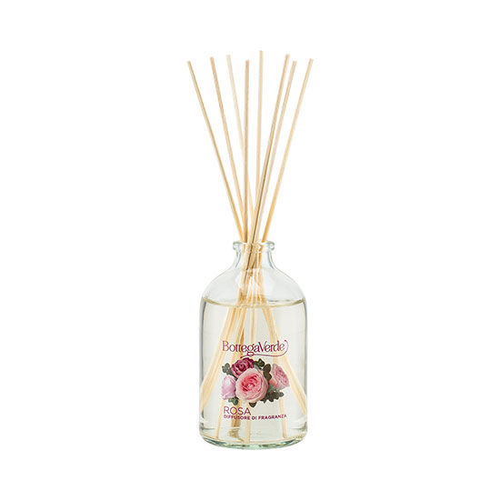 Difuzor de parfum cu aroma trandafir - Rosa, 100 ML