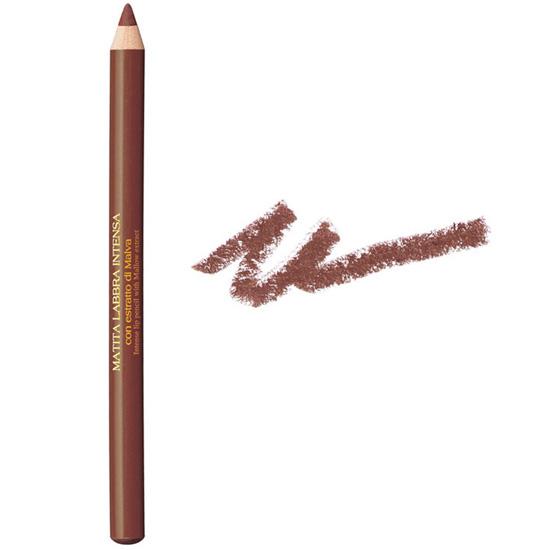 Creion de buze, hidratant, cu extract de nalba, maro