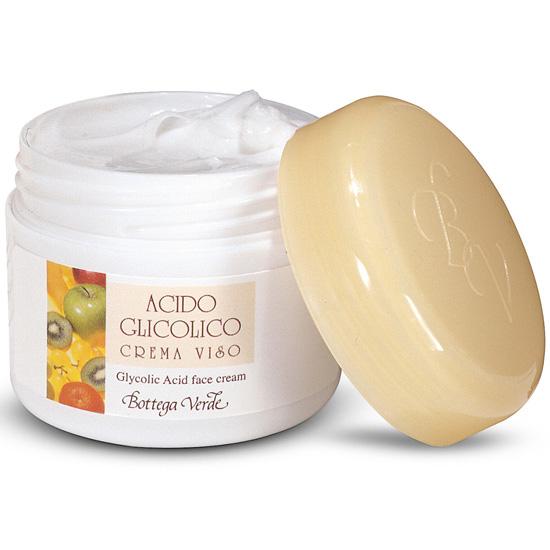 Crema de fata cu acid glicolic - Acido Glicolico, 50 ML