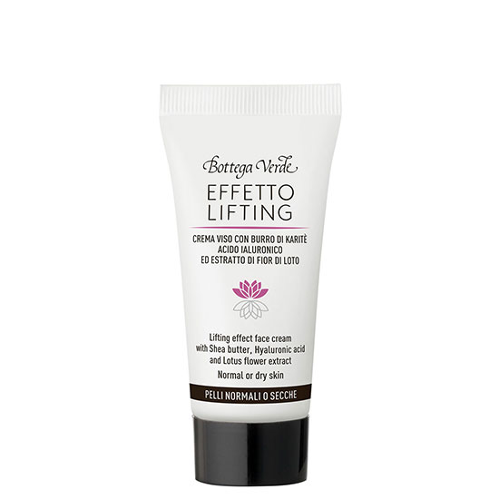 Travel size crema de fata cu efect lifting, editie limitata - Effetto Lifting, 15 ML