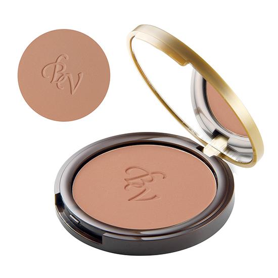 Pudra bronzanta, compacta, cu extract de camelie si vitamina E - pentru un rezultat natural  - migdala (8 G)