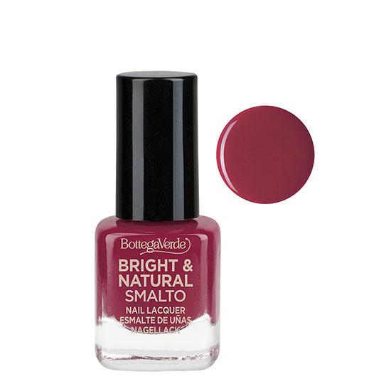 Lac de unghii, magenta - Bright and Natural, 5 ML