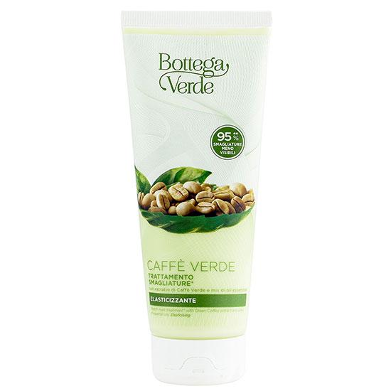 Tratament pentru vergeturi cu extract de cafea verde si mix de uleiuri esentiale - Caffè Verde, 100 ML