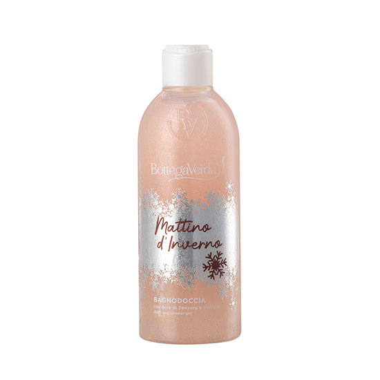Gel de dus, hidratant, cu extract de ghimbir si vanilie, editie limitata - Mattino d'Inverno, 250 ML