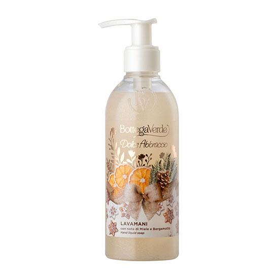 Sapun lichid, delicat, cu extract de miere si bergamota - Dolce Abbracio, 250 ML