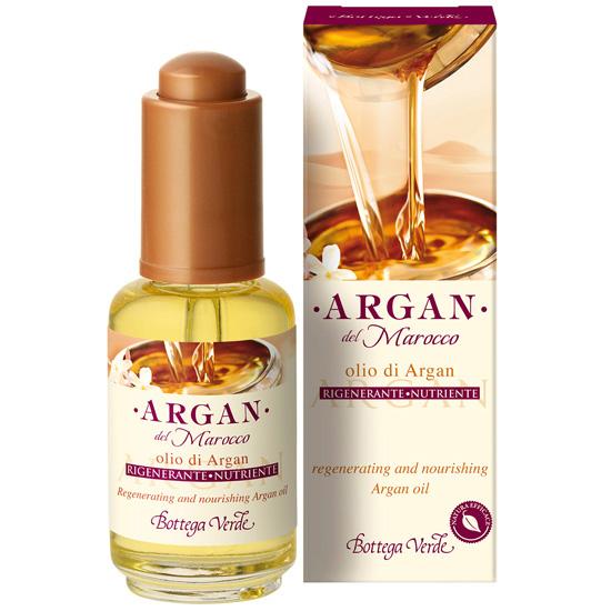 Ulei de argan pentru corp, par si unghii - Argan del Marocco, 30 ML