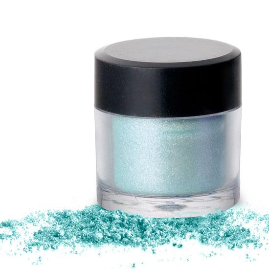 Fard de pleoape cu acid hialuronic si pulbere de perle de apa dulce, bleu - My color