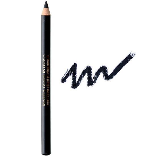 Creion de ochi contur intens cu ceara si vitamina E, negru, 8 G