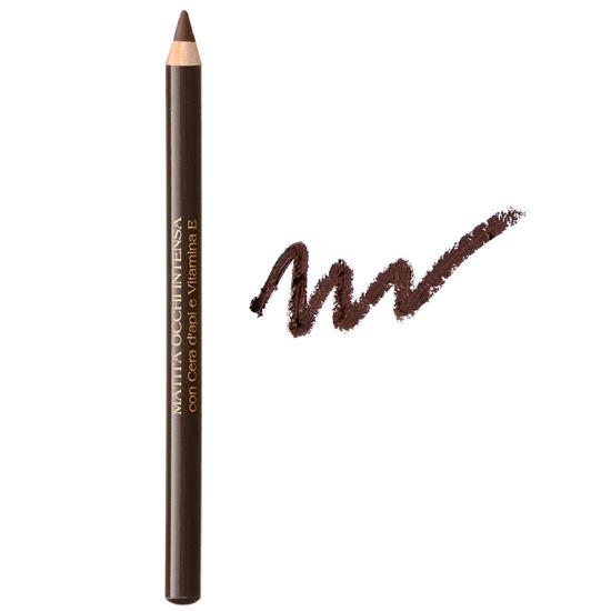 Creion de ochi contur intens cu ceara si vitamina E, ciocolatiu, 8 G