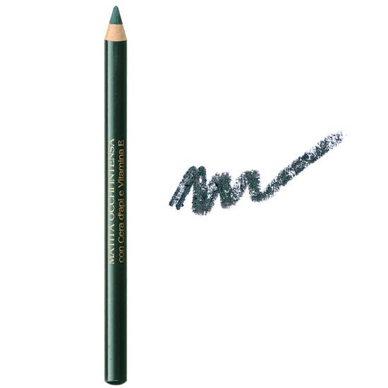 Creion de ochi contur intens cu ceara si vitamina E, verde jad, 8 G