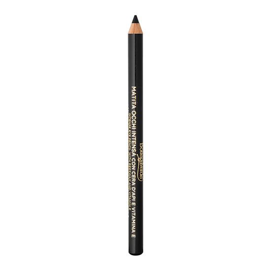 Creion de ochi, contur intens, cu ceara si vitamina E, negru , 8 G